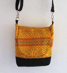 ¿Quereis aprender hacer un bolso como este? Os enseño como hacerlo, paso a paso. Creations, Shoulder Bag, Sewing, Bags, Style, Baskets, Ideas, Fashion, Craft