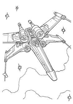 Fusee Star Wars, page 15 sur 21 sur HugoLescargot.com