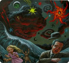 """""""The End of the World"""" by MARK RYDEN."""