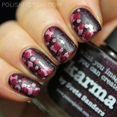 piCture pOlish Karma, Pirouette and Moscow dotticure
