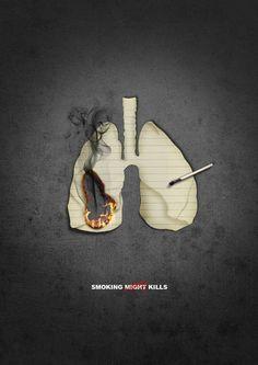 SMOKING - LUNG
