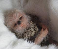 Baby Chewbacca Doll - $199
