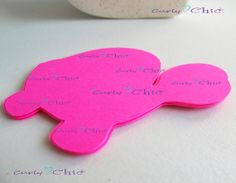 28 Turtle II Die cuts Size 3 In Nontextured or by CurlynChic, $3.80