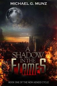 A Shadow In The Flames | Permanently FREE SciFi Book
