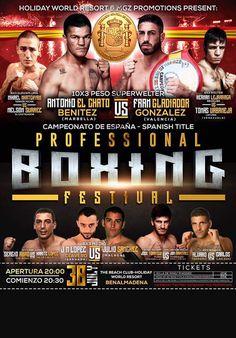 BUDOKAN blog de artes marciales : Professional Boxing Festival