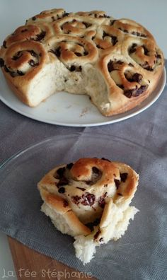 La Fée Stéphanie: Who would have thought? A Chinese vegan with chocolate chips, pastry cream without eggs or milk Vegan Dessert Recipes, Raw Food Recipes, Sweet Recipes, Patisserie Vegan, Gateaux Vegan, Vegan Kitchen, Vegan Treats, Bakery, Good Food
