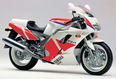 Yamaha FZR1000 'Exup' 1991