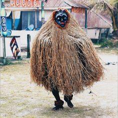 """enefaa: """"Temp: Ekpo Masquerade, Ibeno """""""