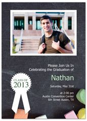 FREE Graduation Invitations Announcements Party DIY Templates Class of ...