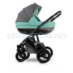 Колска Bello Babies Bebe Eco 3 в 1  Колска Bello Bebies Bebe Eco 3 в 1 дл детей с рождени до 3-х лет - то современна модель дл современных родителей и их малышей.  Bebe Eco 3 в 1 - то практична наружна обшивка с уникальной системой пропитки Waterproof. Даже если вы на прогулке попадете под дождь, ваш малыш останетс в полном комфорте, сухости и безопасности.  Колска продумана до мелочей в плане безопасности и комфортабельности: лита ллька защищает кроху от ударов, а хлопкова обшивка внутри и…