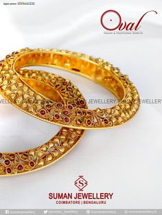 Sophisticated #style, Traditional authentic design and an ease of wear created for today's women!  #suman_jewellery #bridal #beauty #bangle #collection