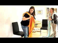 Babyzauber - Tragetuch Bindeanleitung: Der einfache Rucksack