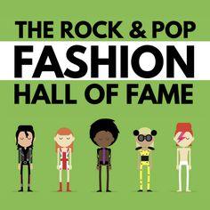 O site alemão Groupon lançou uma série de ilustração super fofa com 100 looks icônicos de artistas da música pop e do rock. Incluindo Jimi Hendrix, Michael Jackson, Miley Cyrus, os Beatles, …