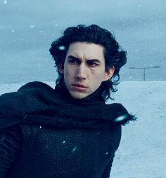 Kylo Ren - Wookieepedia, the Star Wars Wiki  Why did they pick such an UGLY UGLY dude to play such an awesome bad guy?!  BLEH!