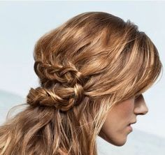 Acconciature fai da te capelli sottili - Fotogallery Donnaclick