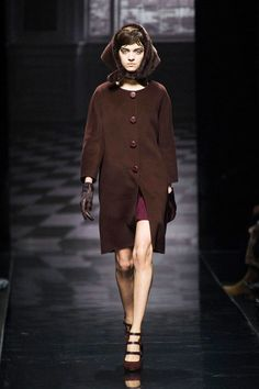 Ermanno Scervino Fall 2013 Ready-to-Wear Runway - Ermanno Scervino Ready-to-Wear Collection