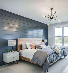Master Bedroom Design, Home Decor Bedroom, Bedroom Furniture, Bedroom Ideas, Master Bedrooms, Dark Bedrooms, Male Bedroom, Master Room, Bedroom Designs