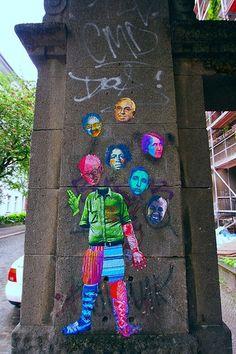 Top 5 Countries to Admire Street Art >> Found on www.creativeguerrillamarketing.com