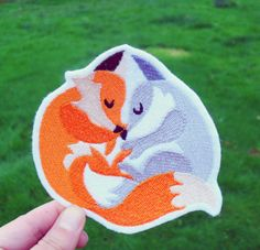 Hey, I found this really awesome Etsy listing at https://www.etsy.com/listing/240289642/fox-love-iron-on-patch