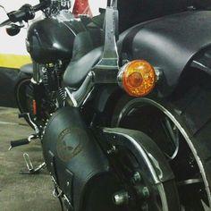 HD Breakout saddlebag by http://riderclassic.com, HD, Harley Davidson, Saddle Bag, Breakout