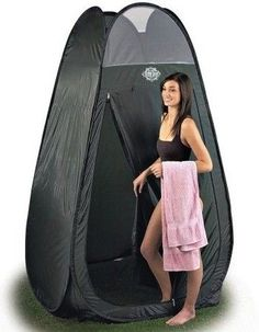 Guide Gear Pop-up Room and Solar Shower