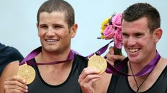 Cohen and Sullivan strike gold Olympic Team, Big News, New Zealand, Olympics, Gold, Men, Guys
