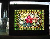 Mosaic Suncatcher. $85.00, via Etsy.
