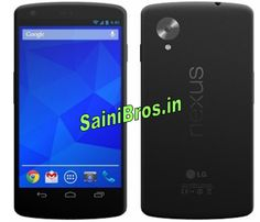 Nexus 5 confirmed specification and release date