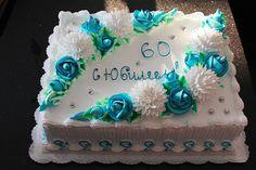 Фотография Cake Icing Tips, Buttercream Cake Designs, Bolo Floral, Floral Cake, Pastel Rectangular, Brze Torte, Slab Cake, Fancy Wedding Cakes, Beautiful Cake Designs
