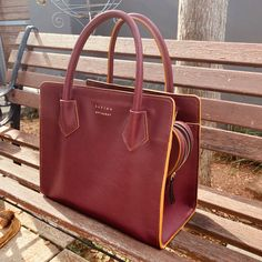 Savior, Hand Sewing, Burgundy, Ladies Bags, Pocket, 4 Years, Lady, Leather, Style
