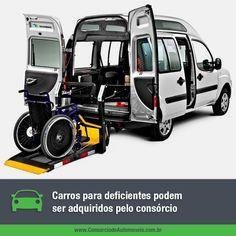 O sistema de consórcios é uma modalidade de compra oferecida a todos os brasileiros sem nenhum tipo de exclusividade. Veículos transformados e/ou adaptados à determinada deficiência também podem ser comprados com a carta de crédito. Veja na matéria: https://www.consorciodeautomoveis.com.br/noticias/carros-para-deficientes-podem-ser-adquiridos-pelo-consorcio?idcampanha=206&utm_source=Pinterest&utm_medium=Perfil&utm_campaign=redessociaisis