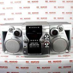 Minicadena AIWA JAX E3#minicadena# de segunda mano#aiwa Hifi Stereo, Boombox, Gadgets, Audio, Retro, Mini, Vintage, Dashboards, Stuff Stuff