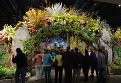 Philadelphia Flower Show 2015 | 2015 Philadelphia Flower Show Will Combine Flowers And Movies « 98.1 ...