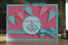 Julie's Japes - An Independent Stampin' Up! Demonstrator in the UK: Kidoodles on Tuesday!