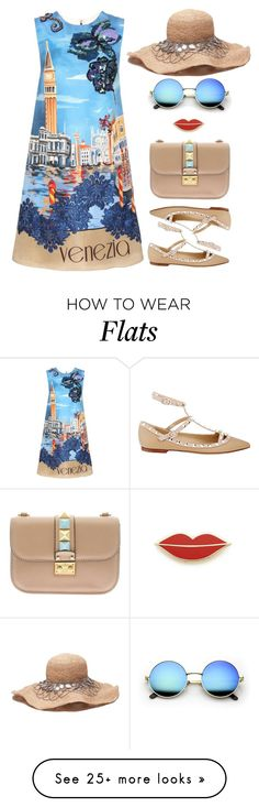 """""""Ti amo """" by razone on Polyvore featuring Dolce&Gabbana, Valentino and Georgia Perry"""