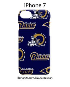 St. Louis Rams Pattern iPhone 7 Case Cover Wrap Around