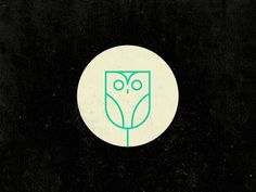 owl logo from dribbble Owl Pictures, Owl Pics, Owl Logo, Identity Design, Brand Identity, Logo Line, School Logo, Animal Logo, Logo Design Inspiration