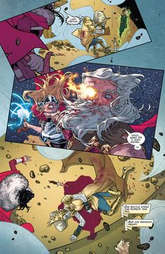 The Mighty Thor (2016) 5 Page 16
