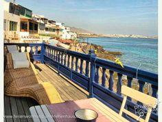 Apartment in #Lanzarote mit Balkon und Meerblick in #PlayaBlanca
