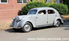 1937 Volvo PV52.        f3ror complete gallery, please visit www.classiccars2sale.com