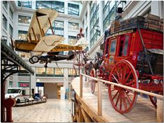 Postal Museum - Great hidden museum, not too big but enough to keep everyone (kids and adults) interested for several hours. Conveniently located next to Union Station where they have validated parking available for 2 hours for one dollar (or you can metro).