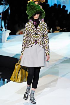 Marc Jacobs Fall 2012 14