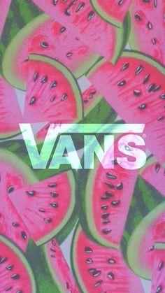 Me encanta #Vans #Sandia #love