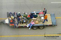 The Great Pumpkin Parade