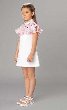 Fendi Junior, moda alegre de verano para niños 17