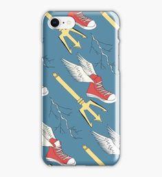 Percy Jackson iPhone Case/Skin