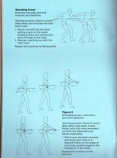Water Aerobics Routine