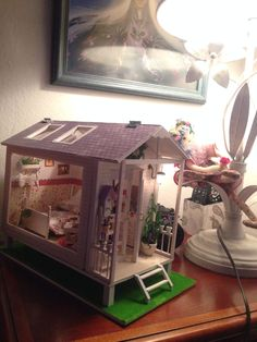 Miniature House dolls