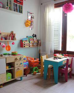quarto de crianca - organizadores de livros