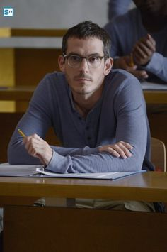 "#Quantico 1x06 ""God"" - Simon"